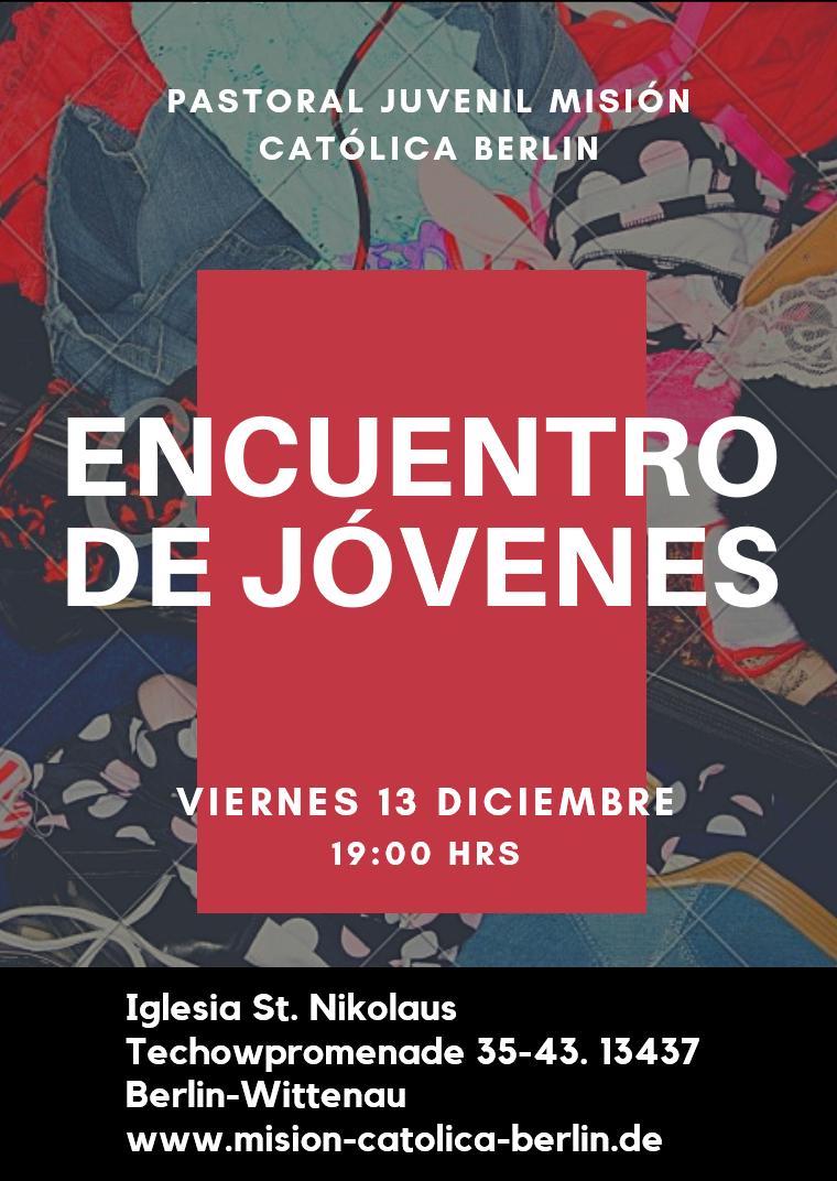 Encuentro 13 Dic. 2019