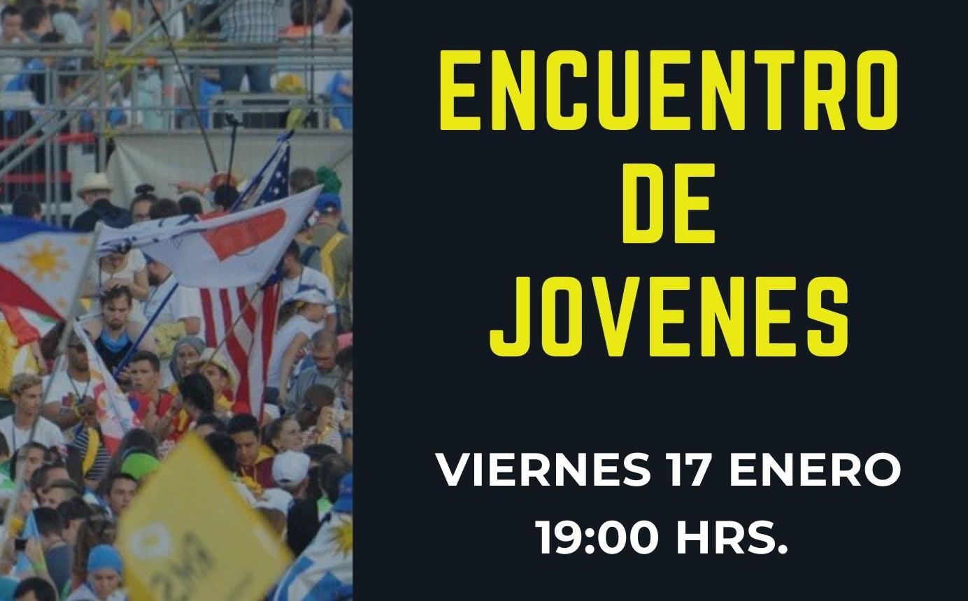ENCUENTRO DE JOVENES 17 enero